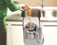Click to see how food waste disposers work